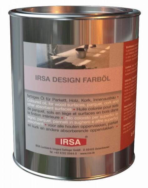 IRSA Design Farböl schwarz für Bühnen