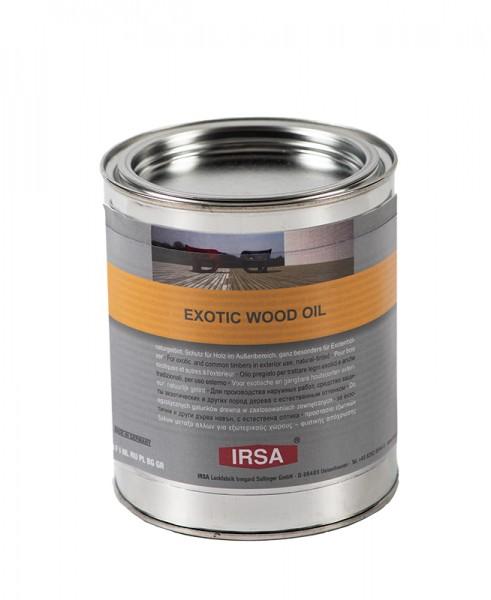 IRSA Exotic Wood Oil, natur getönt