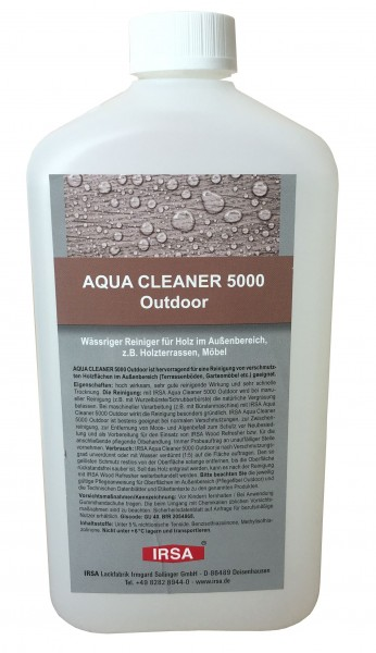 IRSA Aqua Cleaner 5000 Outdoor